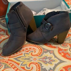 Maurices Shoes - Maurice Booties with Heel